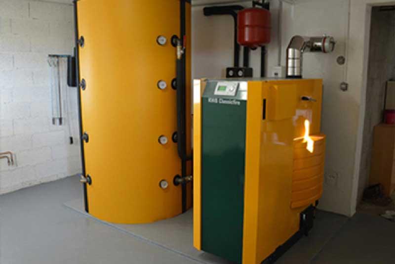 Les chaudières à granulé de bois sont ultra performantes, automatiques et pilotables à distance.